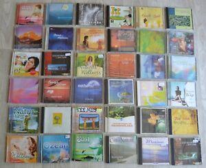 Entspannungsmusik Meditation Naturklänge Wellness Yoga Pilatess  * 104 Alben