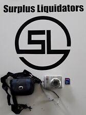 Nikon Coolpix L5 Digital Camera 7.2 Mega-Pixels 5x Zoom, 1 Gb memory card + case