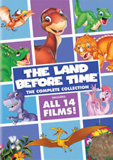 The Land Before Time: The Complete Collection [New DVD] Boxed Set, Snap Case