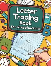 Letter Tracing Book for Preschoolers PAPERBACK 2018 by Fun Learning