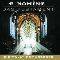 Das Testament-Dig.Remastered von E Nomine | CD | Zustand gut