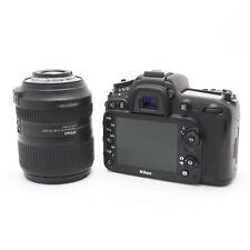 Nikon D7100 18-300 Vr Super Zoom Kit