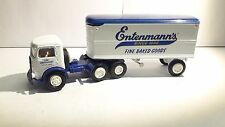 ENTENMANNS  AHL MACK CJ SEMI TRAC TRAILER American Highway Legend 1/64 Hartoy