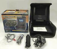 "Sony PlayStation 2 PS2 Slim Travel LCD Screen Monitor 5.4"" Screen BOXED"