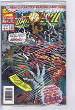 Daredevil Annual #9 Marvel 1993 MISSING Trading Card