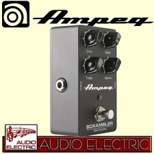 Ampeg interferenzaNverso BASS OVERDRIVE PEDALE
