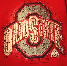 OHIO STATE Buckeyes sweatshirt XL crewneck University condensation pattern OSU