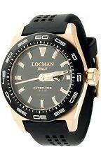 watch locman STEALTH  0215v5rkbk5ns2k AUTOMATIC NEW MAN GOLD WARRANTY