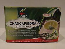 25 Tea bags Chanca Piedra Hierba (Stone Braker Tea bags) 1 Boxes