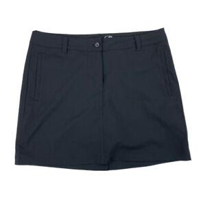 Champion C9 Women's Size 12 Black Tennis Golf Stretch Skirt Skort