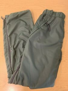 Páramo Recycled Womens Cascada waterproof walking Trousers Forest Small Short