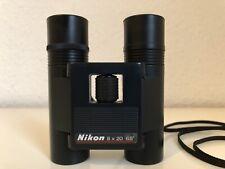 NIKON LeTour 8x20 F 6.5° Gesichtsfeld Fernglas Kompakt