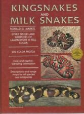 Kingsnakes and Milk Snakes by Markel, Ronald G.