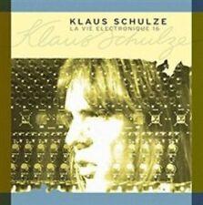 La Vie Electronique, Vol. 16 [Box] by Klaus Schulze (CD, Jun-2015, 5 Discs, MIG (Made In Germany))