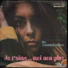 The Communicatives Vinile 45 giri Je T'aime Moi Non Plus Nuovo