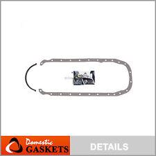 Oil Pan Gasket Fits 92-04 AM General Chevrolet GMC Hummer 6.2L 379CID 6.5 395CID