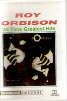 Roy Orbison .. All Time Greatest Hits. Import Cassette Tape