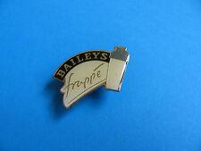 Baileys Frappe pin badge. Good Condition.