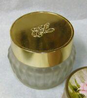 ESTEE LAUDER YOUTH DEW 6.7 Oz Perfumed body Creme EMPTY JAR