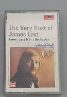 James Last: The Very Best Of James Last - Polydor Cassette
