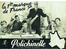 Publicité Advertising 089  1961  les sous vetements enfants Polichinelle Lesme