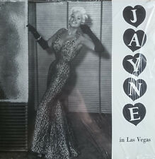 Jayne Mansfield In Las Vegas (Busts UP) LP World Record Club Arthur Blake