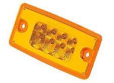 5 Flush Mount Freightliner Cab Marker Lights, Amber LED Cab Marker Lights