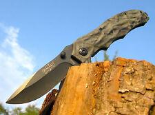 Cuchillo plegable jackknife Folding cuchillo de caza cuchillo couteau cuchillo coltello k032