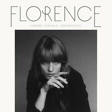 How Big How Blue How Beautiful - Florence & Machine (2015, CD NUEVO) 6025472360