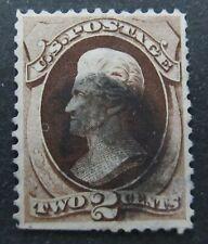 US United States Sc. Scott 157 $25 2c Fancy Cancel Fine Used A5865