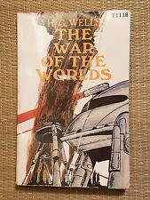 The War of the Worlds by H.G. Wells Scholastic , Paperback book 1973 Vintage