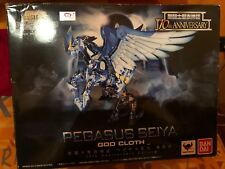 SAINT SEIYA MYTH CLOTH PEGASUS SEIYA GOD CLOTH 10th Anniversary Edition BANDAI