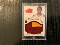 2012-13 Panini Flawless Kyrie Irving CAVALIERS  Rookie RC Jumbo Patch 15/15 ROY