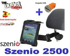 "SOPORTE REPOSACABEZAS tablet SZENIO 2500 10.1"" pulgadas"