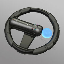 New Steering Wheel For PS3 Move PS3 Console Racing Game
