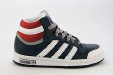 Scarpa junior Adidas top ten hi sneakers bambino alta basket tempo libero sport