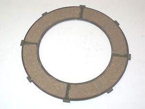 """BSA clutch plate friction drive thin plate .145"""" Barnett 523"""