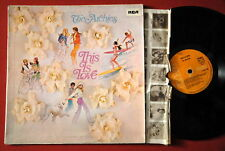 ARCHIES THIS IS LOVE BUBBLEGUM 1969 INDIAN PRESSING LP