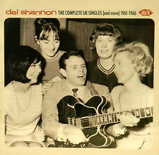 DEL SHANNON The Complete UK Singles (and more) 1961-1966 - 2CD Set on ACE
