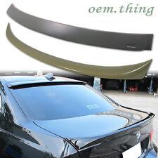 BMW 3-SERIES E90 A TYPE ROOF & OE TRUNK SPOILER UNPAINT 335d 325d 330xi 2011