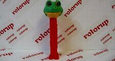 PEZ 1990 European issue Frog Merry music maker MMM whistle PEZ dispenser
