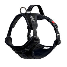 No Pull Dog Harness Reflective Adjustable Safety Buckle With Control Handle XS-L