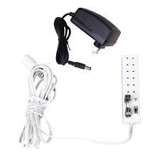 Dollhouse 1:12 Scale 6 Receptacles Power Strip Transform 12V LA004B (US Plug) ED