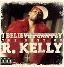 R. Kelly-I Believe I Can Fly  CD NEW