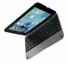 Incipio Clamcase Pro ultrafino Teclado Capa Folio Bluetooth IPad Mini 4 Preto