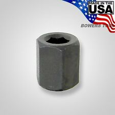 """Snappy 1/4"""" x 1/2"""" Hex Shank Socket for Lossening 1/4in. Drill Bit Adapters USA"""