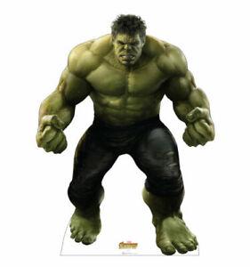 Hulk Infinity War 2594 Life Size Cardboard Standup/Cutout Standee Brand New!