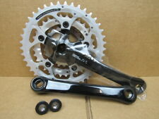 NOS Shimano Deore LX Triple Crankset w/170 mm Crankarms and 42x32x22 Chainrings