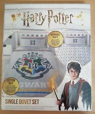 Personalised Harry Potter Single Duvet Set