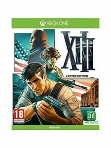 XIII - Limited Edition (Xbox One) BRAND NEW SEALED